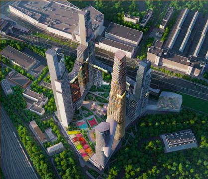 В небоскребе роскошь на старте продаж возле ТТК Донской район - Фото 2