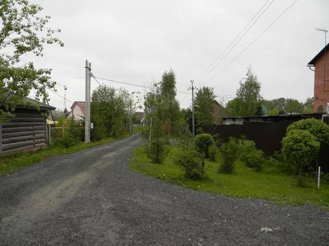 Участок 6 сот. , Боровское ш, 18 км. от МКАД. - Фото 3