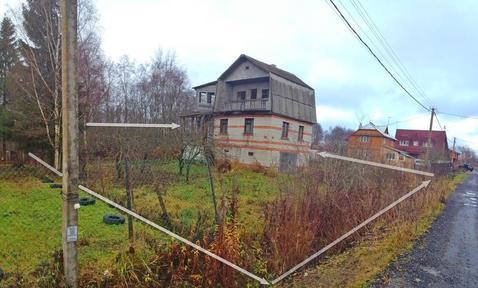 Участок 7 соток+дом, СНТ Синегейка, Ломоносовский район - Фото 2