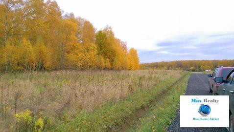 Продается участок. , Домодедово г, микрорайон Барыбино - Фото 1