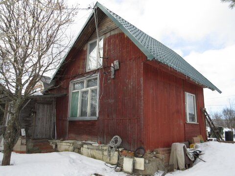 Продам дом в д. Головково, рядом станция Головково, Клинский район. - Фото 1