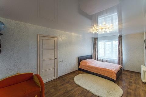 Однокомнатная квартира в Екатеринбурге - Фото 3
