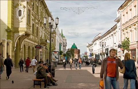 Продажа здания 510 кв.м в центре Нижнего Новгорода, Продажа помещений свободного назначения в Нижнем Новгороде, ID объекта - 900225951 - Фото 1