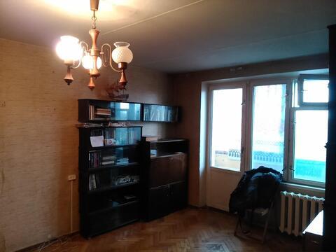 1-к квартира, Живописная д.5 к.3 - Фото 1