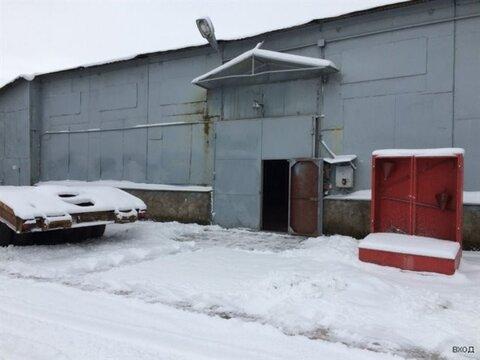 Сдам складское помещение 360 кв.м, м. Ленинский проспект - Фото 1