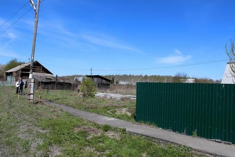 Участок 15 соток, на федеральной трассе Екатеринбург - Тюмень - Фото 1
