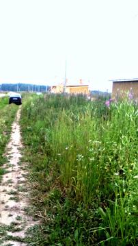 Земля ИЖС 10 соток, красивое место, деревня, коммуникации - Фото 4