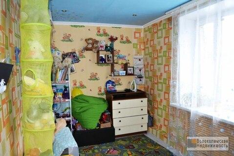 3-комнатная квартира в Волоколамском районе (жд ст.Чисмена) - Фото 5