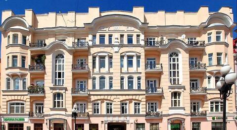 Продажа уникальной квартиры в самом сердце Арбата - Фото 1