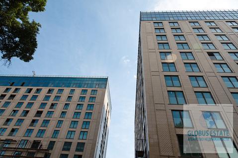 Апартаменты площадью 69.1 кв.м, без отделки в ЖК «Сады Пекина» - Фото 2