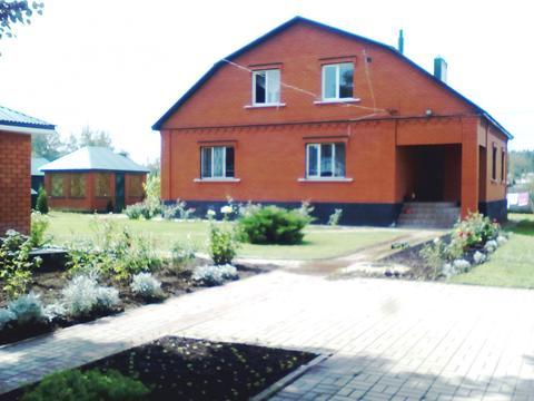 Дом 200 кв.м. рядом с рекой Дон в Задонском районе - Фото 1