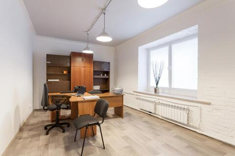 Офис 55.1 кв.м. 1 эт. жилого дома, вход через подъезд, кабинет. план. - Фото 5