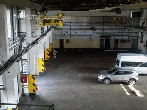 Под автосервис, отаплив, выс. потолка: 6 м, кран-балка, смотр. ямы, в - Фото 2