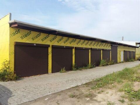 Сдам складское помещение 300 кв.м, м. Звездная - Фото 1