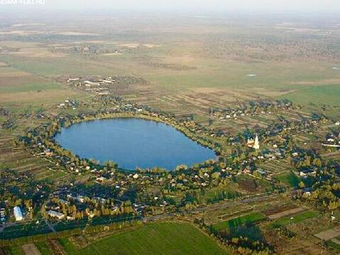 Участок 15 соток в Ильинском Кимрского района на берегу озера - Фото 1