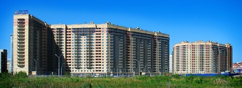 1 к.квартира 35,6 кв.м. в Приморском р-не, новый кирпичный дом - Фото 2