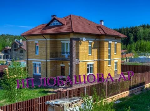 Кирпичный дом под ключ 25,3 млн руб с мебелью или без - Фото 2