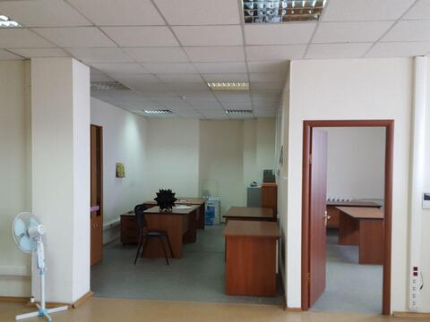Офисное помещение 112.6 кв.м. - Фото 4