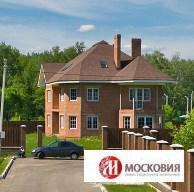 Кирпичный коттедж 337м2, участок 15 соток, прописка Москва, 25 км. - Фото 3