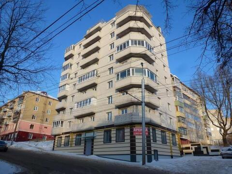 Двухкомнатная 82 кв.м. в новом кирпичном доме - Фото 1