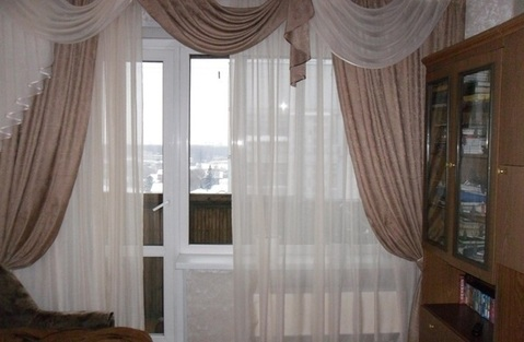 Продам однокомнатную (1-комн.) квартиру, Фадеева ул, 24, Новосибирск г - Фото 1