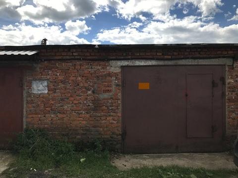 Купить гараж в павловской слободе