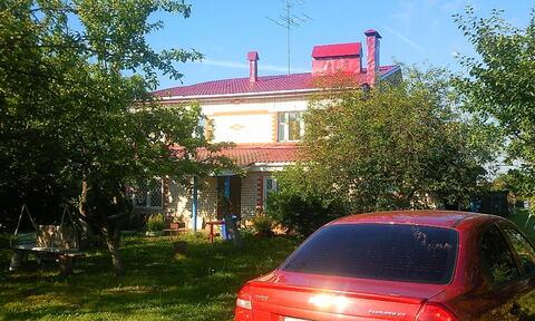 Продажа дома в селе Запрудное Кстовский район Нижегородская область - Фото 1