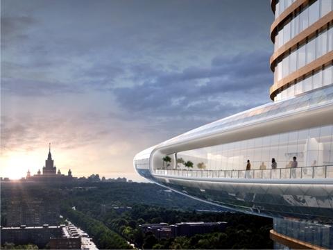 Продается квартира в комплексе жилых небоскребов - Фото 4
