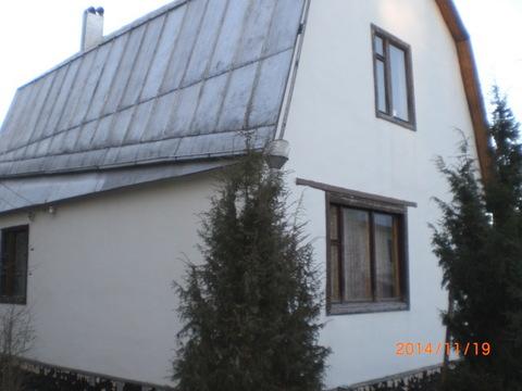 СНТ новая Москва, блочный дом, 30км, 6,5 сот, крайний к лесу, Варшавск - Фото 2
