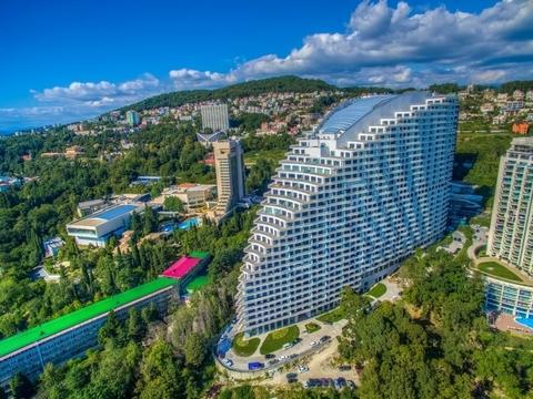 Продам апартаменты площадью 88,2 кв.м. в солнечном городе-курорте Сочи - Фото 1