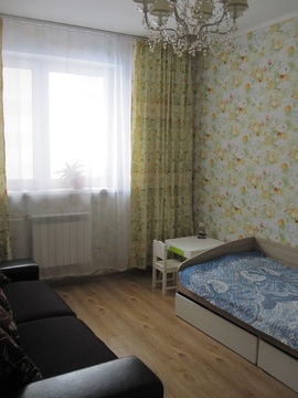 Меблированная 3-х комнатная квартира - Фото 3
