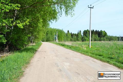 Участок 20 соток в деревне Солодово, рядом с Рузским водохранилищем - Фото 5