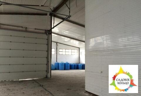 Производственно-складской комплекс (2 здания, электростанция, есть во - Фото 4