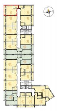 Жилой дом на Кулибина, Владимир, Кулибина ул, д.14, Квартира на . - Фото 2