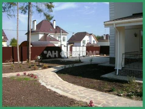 Дом под ключ 380 кв.м. 15 сот в лесном поселке 20 км от МКАД - Фото 4