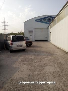 Утеплённый отапливаемый склад с офисами в г. Новороссийске - Фото 3