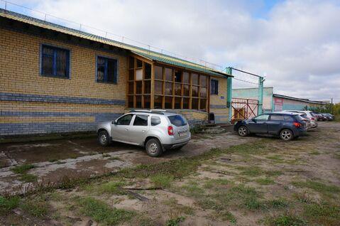 Складской комплекс на Автозаводском шоссе г. Дзержинска - Фото 4