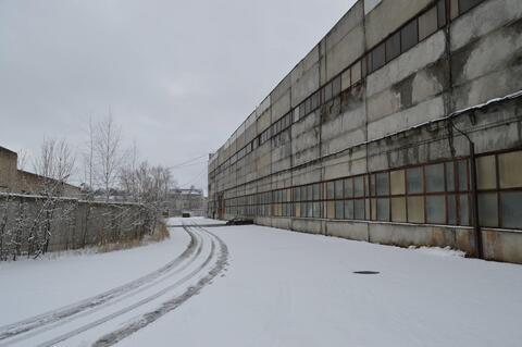 Производственный корпус 9 400 кв.м. с жд тупиком - Фото 1
