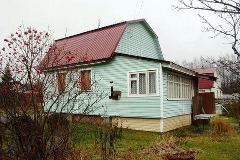 Дача 60 м2 на участке 8 соток в СНТ «Астафьево», Ступинский район - Фото 2