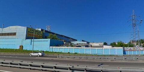 Производственно-складской комплекс 3600 м2 в Мытищах Олимпийский пр. 2 - Фото 1