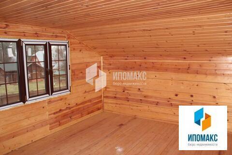 Бревенчатый дом общей площадью 90 м2 - Фото 4