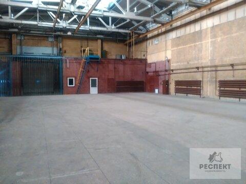 Производство/Склад 1000 кв.м,400 квт,2 кран балки - Фото 2