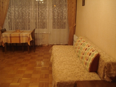 Однокомнатная квартира на Ленинском проспекте - Фото 1