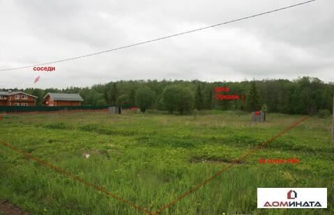 Продам участок 24 сотки ИЖС д.Донцо , Ленинградской области - Фото 1