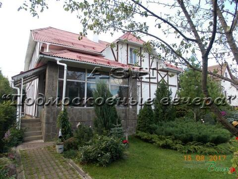 Ленинградское ш. 55 км от МКАД, Солнечногорск, Коттедж 450 кв. м - Фото 2