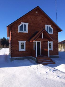 Дом 125 м. на участке 15 сот. дер. Маренкино - Фото 1