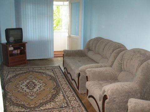 1- комнатная квартира с мебелью и техникой - Фото 1