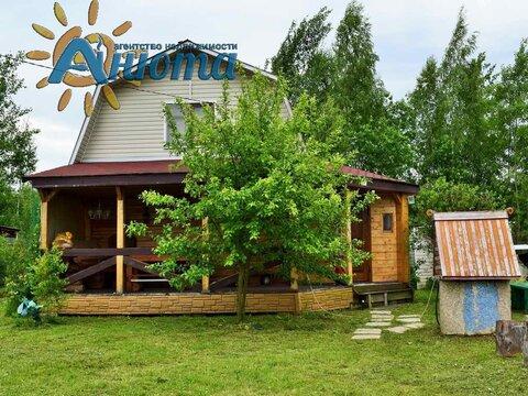Дом для постоянного проживания рядом с Ворсино - Фото 1
