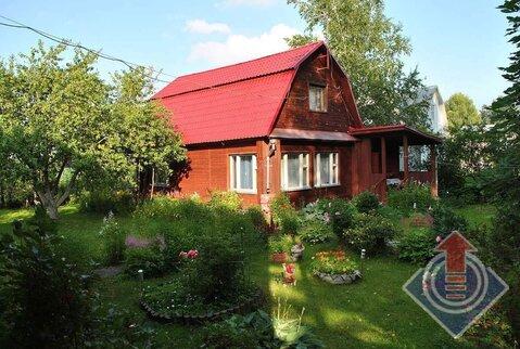 Дачный комплекс в СНТ Гагаринец у д. Шапкино - Фото 1