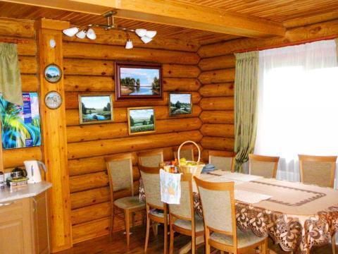 Шикарный дом в окружении леса. - Фото 5